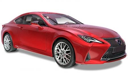 Beispielfoto: Lexus RC