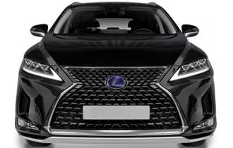 Beispielfoto: Lexus RX