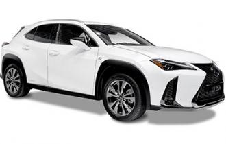 Beispielfoto: Lexus UX
