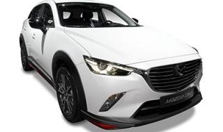 Mazda CX-3 2.0 SKYACTIV-G 150 Exclusive-Line AWD AT