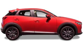 Mazda CX-3 1.8 SKYACTIV-D 115 Center-Line FWD