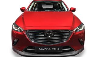 Mazda CX-3 2.0 SKYACTIV-G