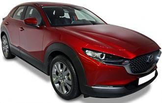 Beispielfoto: Mazda CX-30