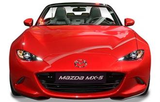 Beispielfoto: Mazda MX-5