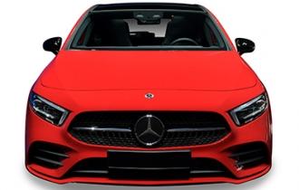Beispielfoto: Mercedes-Benz A-Klasse