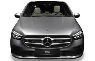 Beispielfoto: Mercedes-Benz B-Klasse