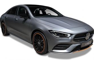 Beispielfoto: Mercedes-Benz CLA