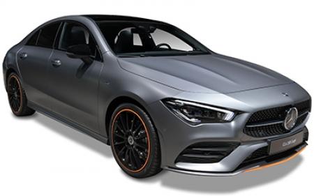 Beispielfoto: Mercedes-Benz CLA-Klasse
