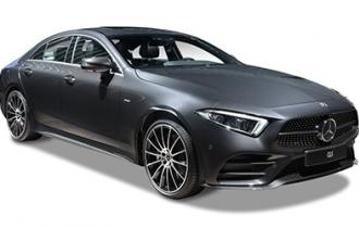 Beispielfoto: Mercedes-Benz CLS