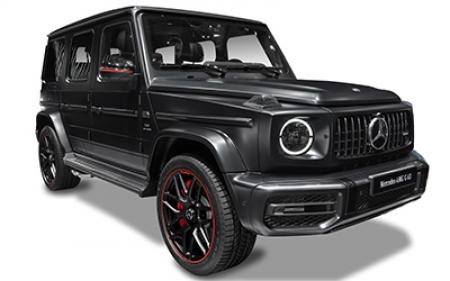 Beispielfoto: Mercedes-Benz G-Klasse