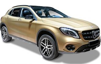 Beispielfoto: Mercedes-Benz GLA