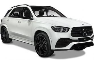 Beispielfoto: Mercedes-Benz GLE
