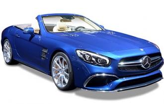 Beispielfoto: Mercedes-Benz SL