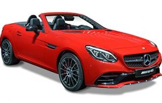 Beispielfoto: Mercedes-Benz SLC