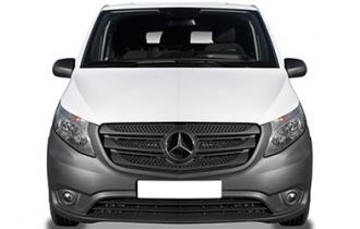 Beispielfoto: Mercedes-Benz Vito