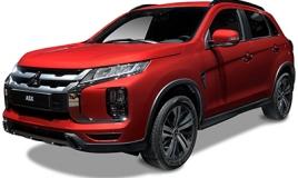 Mitsubishi ASX 2.0 MIVEC CVT 4WD Plus