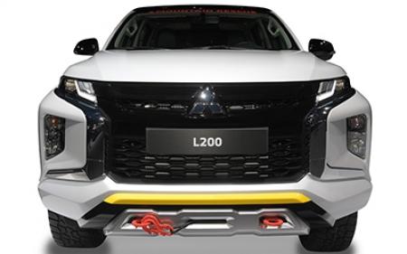 Beispielfoto: Mitsubishi L 200