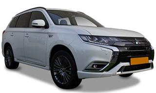Mitsubishi Outlander 2.4 MIVEC PLUG-IN HYBRID 4WD Basis