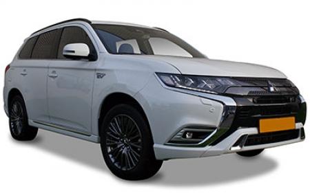 Beispielfoto: Mitsubishi Outlander Plus
