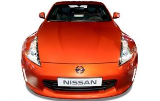 Beispielfoto: Nissan 370Z