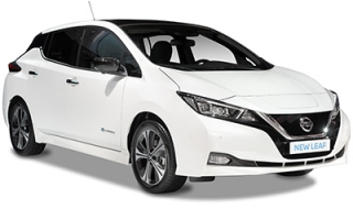 Nissan Leaf 150 PS 40KWH TEKNA