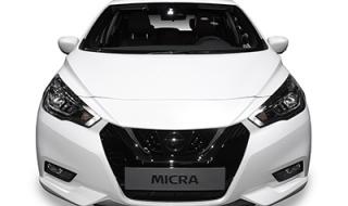 Nissan Micra 1.0 IG-T 100 Visia Plus Xtronic Auto