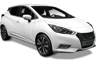 Beispielfoto: Nissan Micra