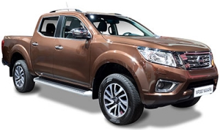 Nissan Navara 2.3 dCi 140kW DPF Double Cab ACENTA A