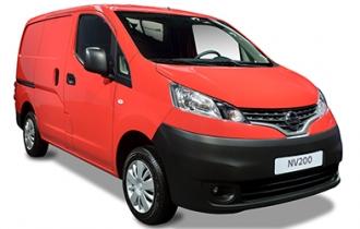 Beispielfoto: Nissan NV200