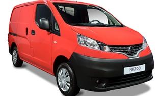 Nissan e-NV200 Electric Comfort