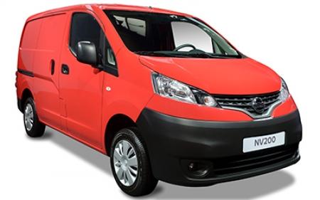 Beispielfoto: Nissan e-NV200