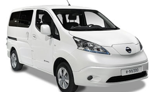 Nissan e-NV200 Electric Evalia