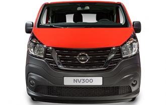 Beispielfoto: Nissan NV300