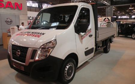 Beispielfoto: Nissan NV400
