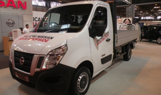 Nissan NV400 2.3 dCi 145 Pro L2H1 3,5t Front