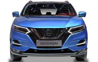 Beispielfoto: Nissan Qashqai