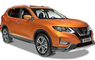 Beispielfoto: Nissan X-TRAIL