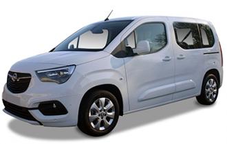 Beispielfoto: Opel Combo Life