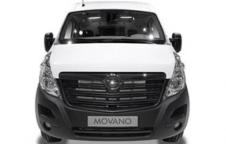Beispielfoto: Opel Movano
