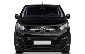 Beispielfoto: Opel Vivaro