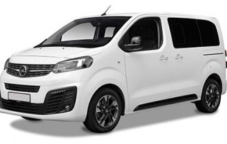 Beispielfoto: Opel Zafira Life