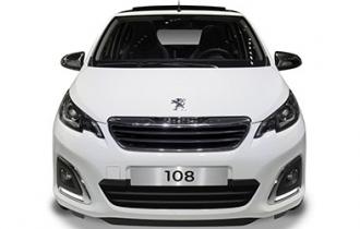 Beispielfoto: Peugeot 108