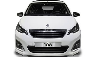 Peugeot 108 TOP! Style VTi 72 STOP & START
