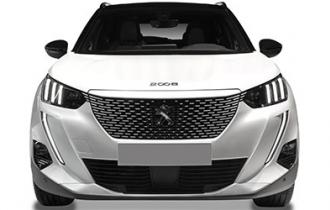 Beispielfoto: Peugeot 2008