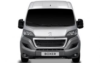 Beispielfoto: Peugeot Boxer