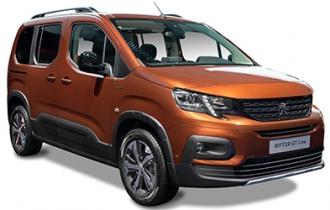 Beispielfoto: Peugeot Rifter