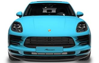 Beispielfoto: Porsche Macan