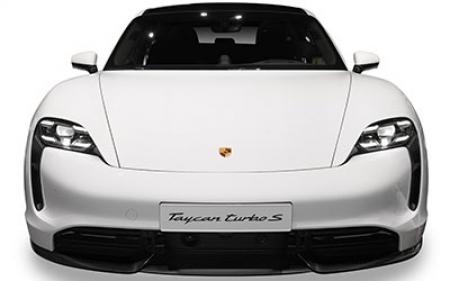Beispielfoto: Porsche Taycan
