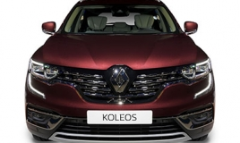 Renault Koleos BLUE dCi 185 X-tronic Intens