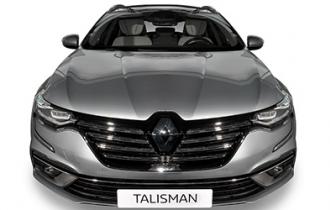 Beispielfoto: Renault Talisman